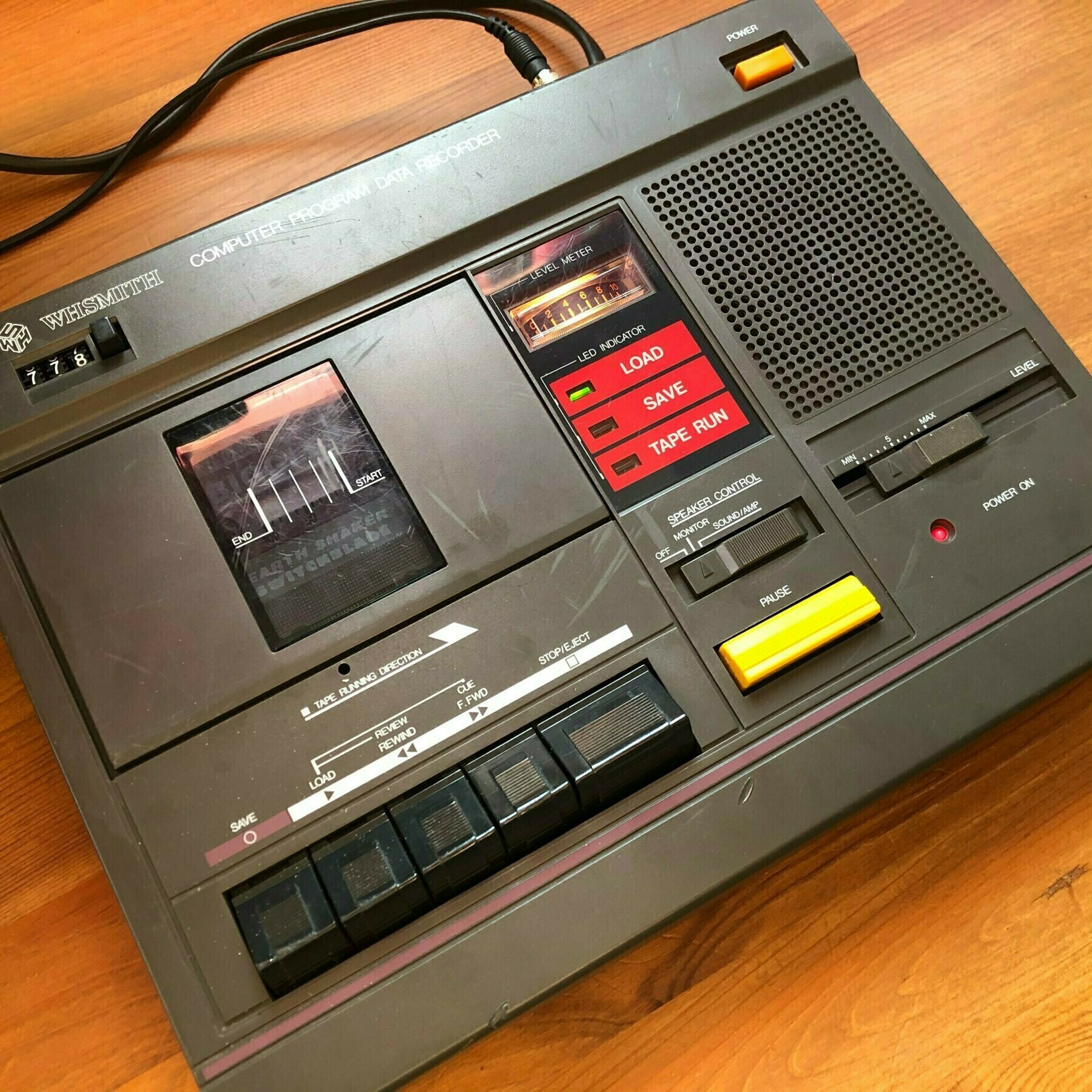WH Smith CPD8300 computer program data recorder